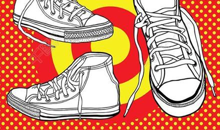 日常穿的各种鞋子用日语怎么说?