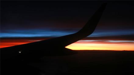 乘坐飞机时有关的日语单词